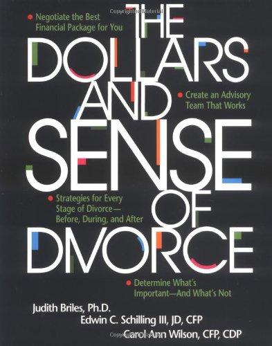 Dollars & Sense of Divorce
