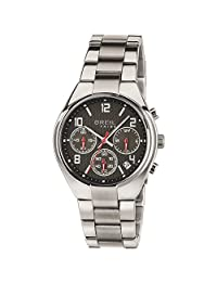 BREIL Watch Tribe Space Male Chronograph Black - EW0304