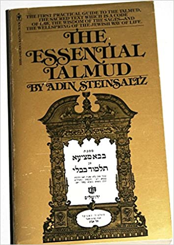 Book Essential Talmud