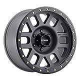 Method Race Wheels MRWMR30929060818 MR309 Grid Titanium Wheels with Matte Black