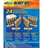 ESTES Assorted Rocket Motor Bulk Pack A8-3 - B6-4 - C6-3 - C6-5
