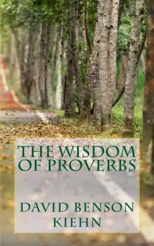 The Wisdom of Proverbs pdf epub