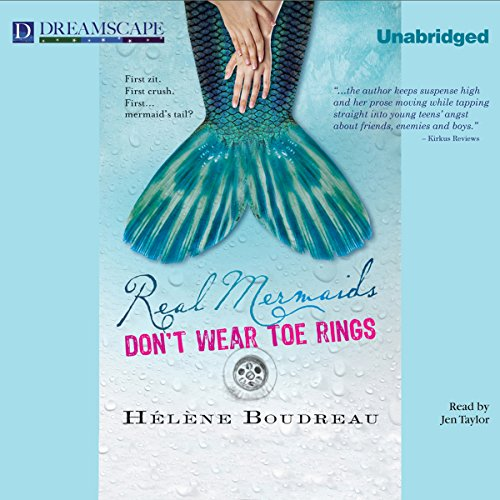 Au Toe Ring - Real Mermaids Don't Wear Toe Rings
