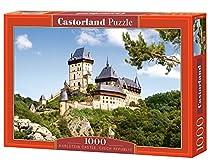 Karlstein Castle, Czech Republic, 1000 Piece by Castorland Puzzles