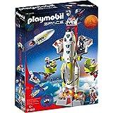 Playmobil Cohete Misionero con Sitio de Lanzamiento