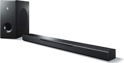Yamaha ATS-4080 Inalámbrico y Alámbrico 200W Negro Altavoz soundbar - Barra de Sonido (
