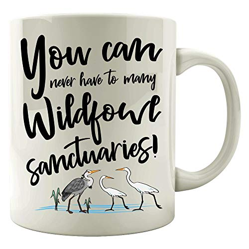 (You can never have too many wildfowl sanctuaries - Colored Mug)