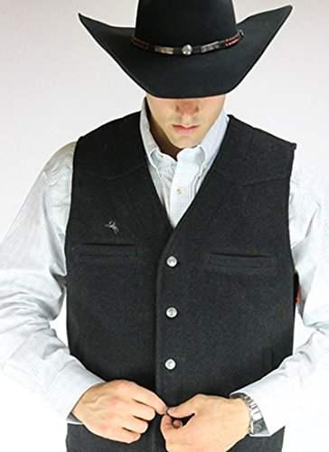 Wyoming Traders Wool Vest Large Tall