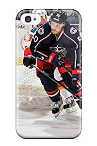 2441421K815503124 columbus blue jackets hockey nhl (34) NHL Sports & Colleges fashionable iPhone 4/4s cases