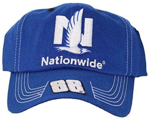 NASCAR Dale Earnhardt Jr #88 Nationwide Qualifier Series Adult Adjustable Cap Hat