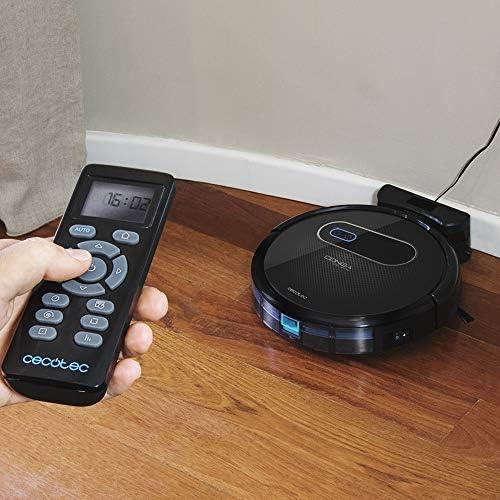 Cecotec Robot Aspirador Conga Serie 1190. 1400 Pa, Tecnología ...
