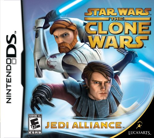 Star Wars The Clone Wars: Jedi Alliance - Nintendo DS (Ds Star Wars Games)