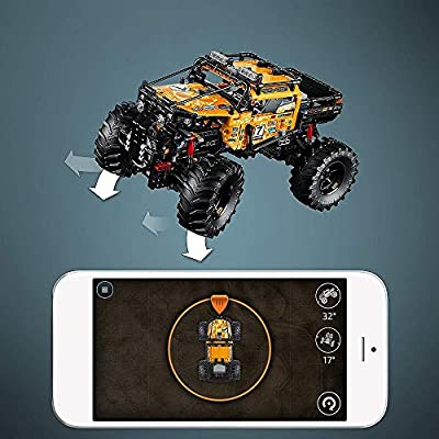 Technic 42099 4x4 X-treme Off-Roader: Toys & Games