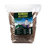 kimoe 5LB 100% Natural Dried mealworms for Wild Birds, Chicken