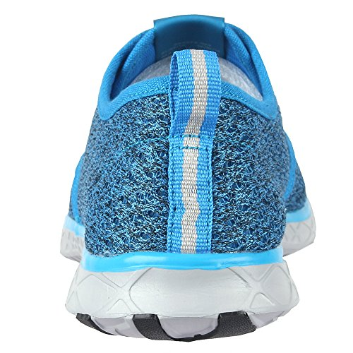 Aleader Women's Quick Drying Aqua Water Shoes Blue8859a HuEYB5W7
