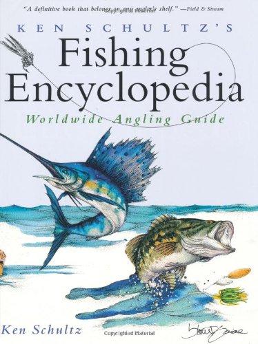 Ken Schultzs Fishing Encyclopedia Schultz product image