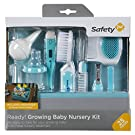 Safety 1st Ready! Growing Baby Nursery Kit, Little Lagoon