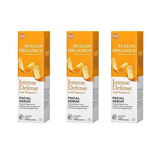 Avalon Organics Vitamin Renewal Vitality