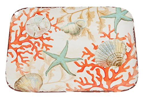 Galleyware Reef Melamine Platter ()