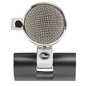 Blue Microphones Eyeball 2.0 HD Audio and Video Webcam with Microphone