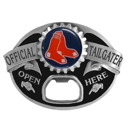 (MLB Boston Red Sox Tailgater Buckle)