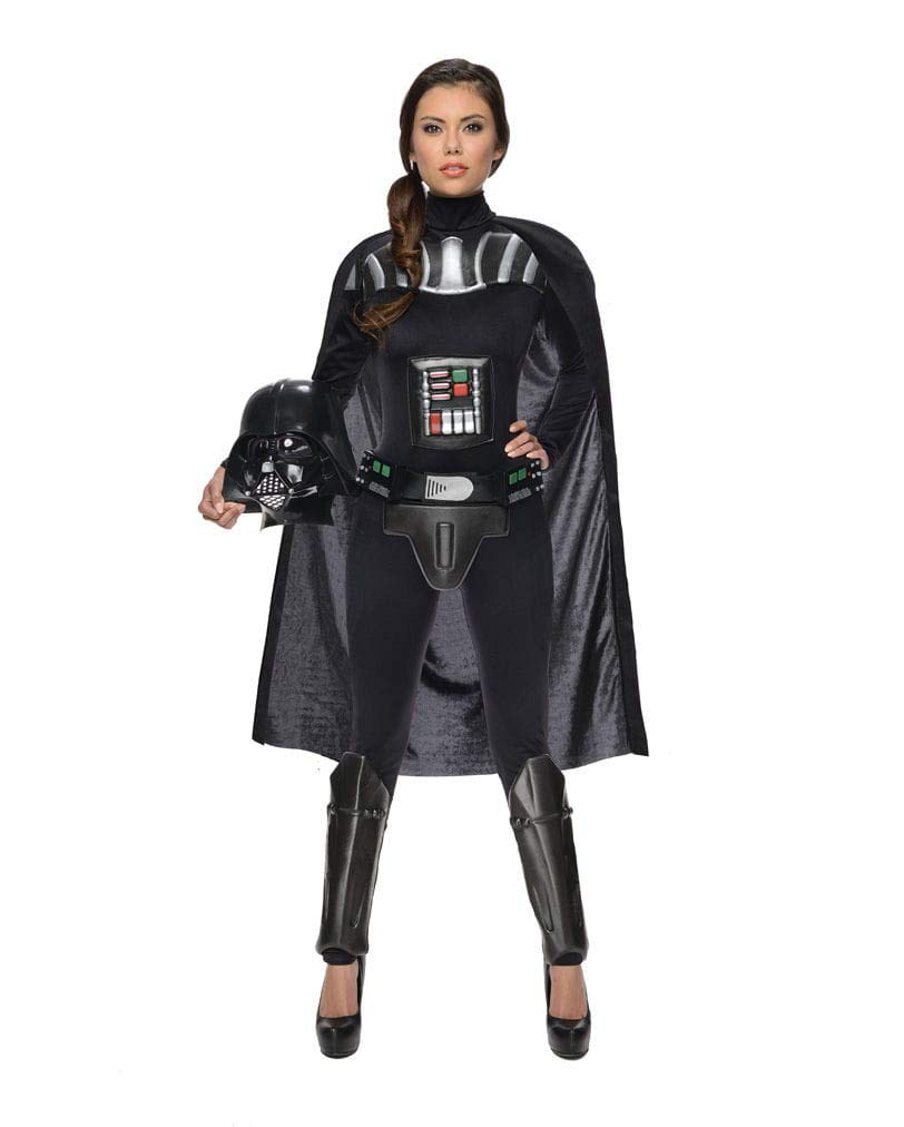 Horror-Shop Traje de Darth Vader para Las Mujeres M: Amazon ...