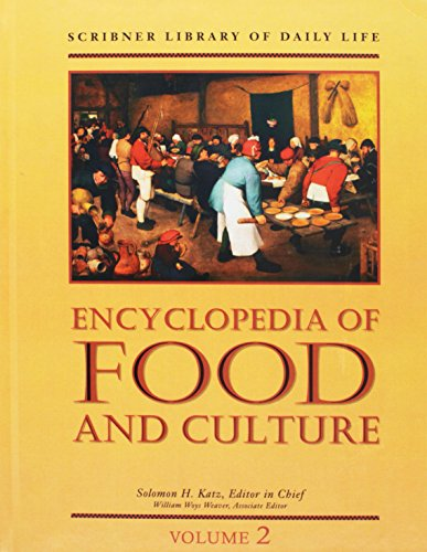 Encyclopedia of Food and Culture, Volume 2
