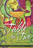 Table For Two: The Cookbook For Couples