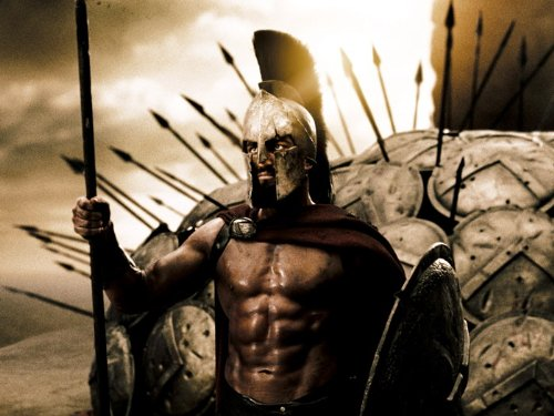 d8781 king leonidas 300 spartans