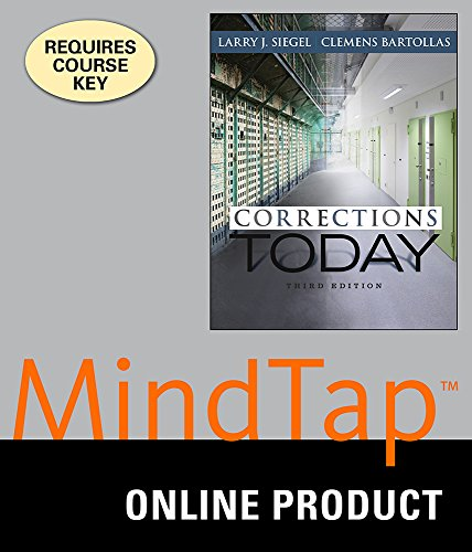 mindtap-criminal-justice-for-siegel-bartollass-corrections-today-3rd-edition