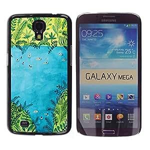 Dragon Case - FOR Samsung Galaxy Mega 6.3 - more loving be me - Caja protectora de pl??stico duro de la cubierta Dise?¡Ào Slim Fit