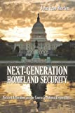 Book cover for Next-Generation Homeland Security: Network Federalism and the Course to National Preparedness