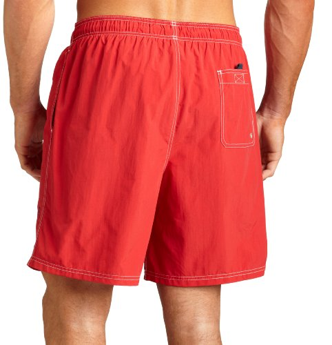 Nautica Men's Solid Swim Trunk