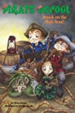 Attack on the High Seas!, Brian James, 0448446456