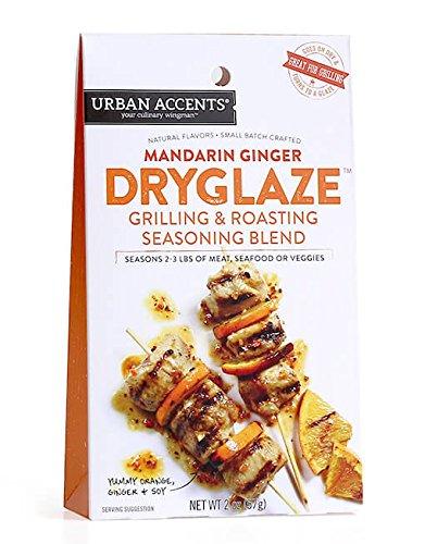 Urban Accents Mandarin Ginger DryglazeTM, 2.0-Ounce Packages (Pack of 6) - Mandarin Glaze