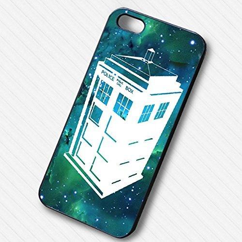 Tardis In Green Nebula pour Coque Iphone 6 et Coque Iphone 6s Case V8J5FO