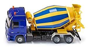 Siku 3539 - Camión hormigonera en miniatura (metal, escala 1:50)