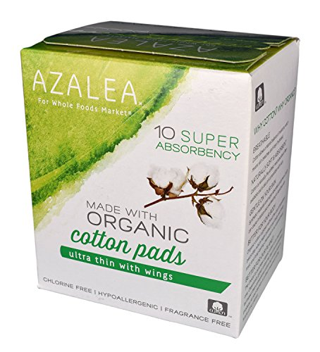 azalea-super-ultra-thin-cotton-pads-with-wings-made-with-organic-cotton-10-count