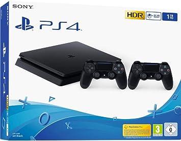 Playstation 4 (PS4) Sony - Negro: Sony: Amazon.es: Electrónica