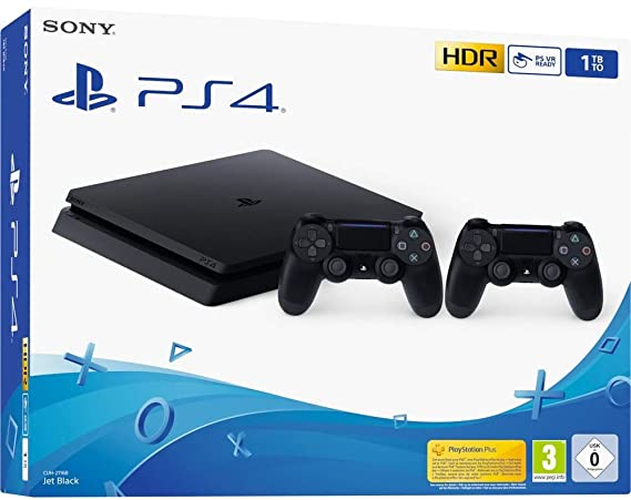 Playstation 4 (PS4) Sony - Negro: Sony: Amazon.es: Videojuegos
