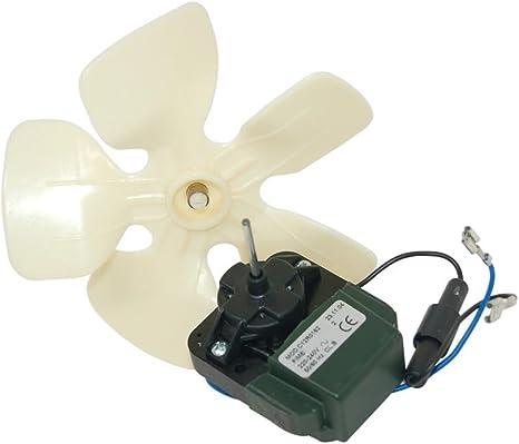 Genuine GENERAL ELECTRIC refrigerador frigorífico congelador Fan ...