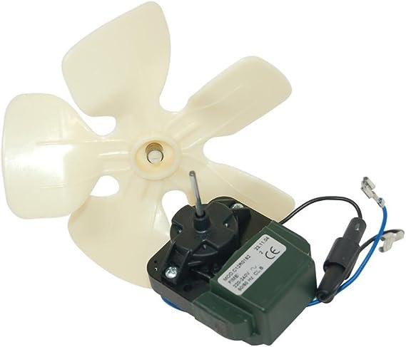Motor de ventilador para Hotpoint nevera congelador equivalente al ...