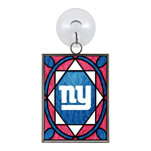 (NFL New York Giants Stained Glass)