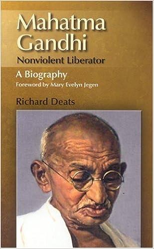 Amazon.com: Mahatma Gandhi: Non-Violent Liberator, A Biography ...