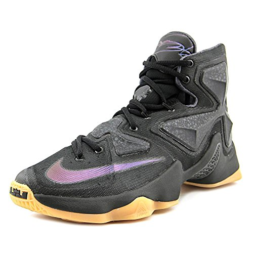 Nike Men's  Lebron XIII Black Basketball Shoe - 9.5 D(M) US