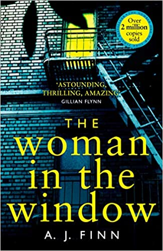 The Woman in the Window: The hottest new release thriller of 2018