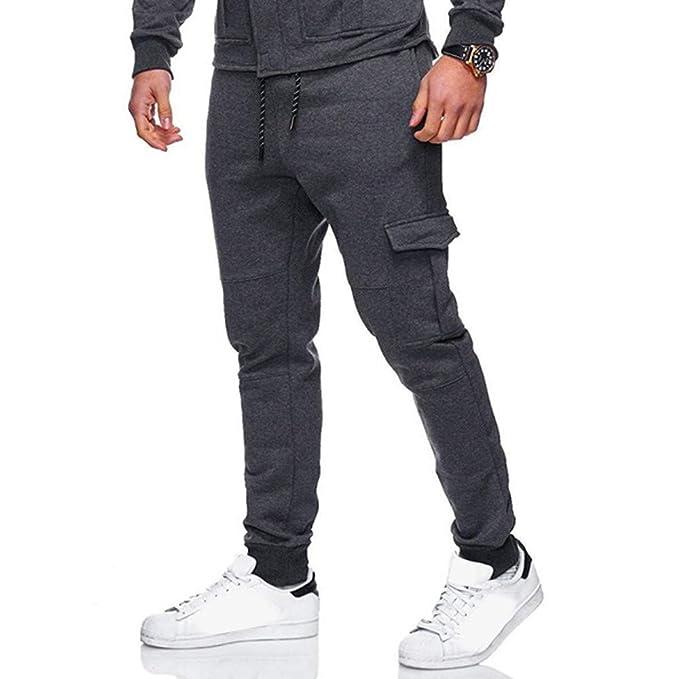 8e9ae9f59bd2 Bovake Herren Soport Hosen Jeans Slim Chino Pants Moderne Stoffhose,Baumwollhose  für Männer,Freizeithose Regular fit für Herren und Jungen Hose  Amazon.de   ...