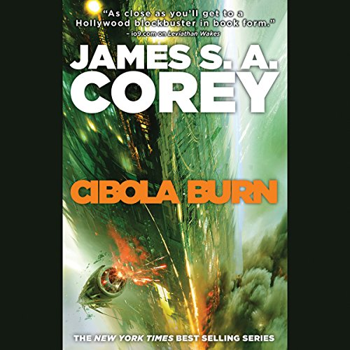 Pdf Science Fiction Cibola Burn: The Expanse, Book 4