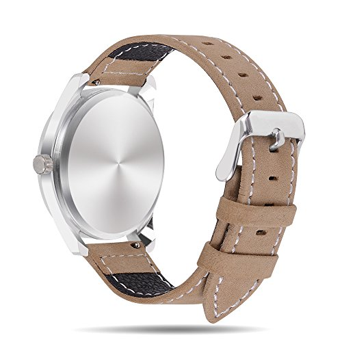 Fullmosa Genuine Leather Compatible Zenwatch