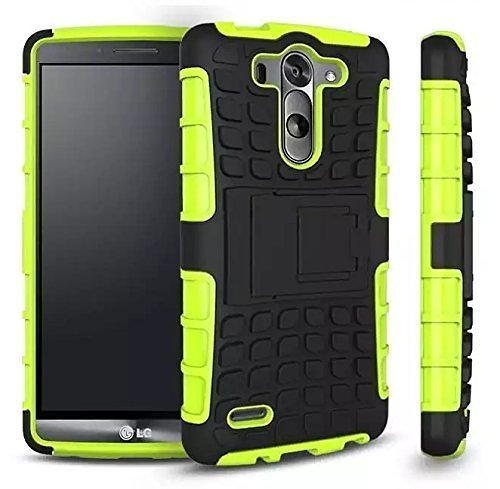 LG G4 Case, LG G4 Armor Cases- Tough Armorbox Dual Layer Hybrid Hard/Soft Protective Case by Cable and Case, ArmorBox Green- ArmorBox Green (G3 Case Batman Phone Lg)